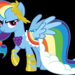 A Picture Of Rainbow Dash Inspired Pin by Nakhia Burt On Rainbow Dash