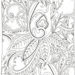 Abstract Coloring Pages for Adults Exclusive Free Coloring Papers