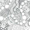 Abstract Coloring Pages for Adults Pretty Printable Abstract Coloring Pages Free Sheets P – Betterfor