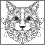 Adult Cat Coloring Pages Fresh 58 Elegant Dog Coloring Book for Adults