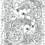 Adult Cat Coloring Pages New Sam and Cat Coloring Pages – Mastersel