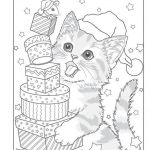 Adult Cat Coloring Pages Unique Pin by Beth forehand On Holiday Crafts
