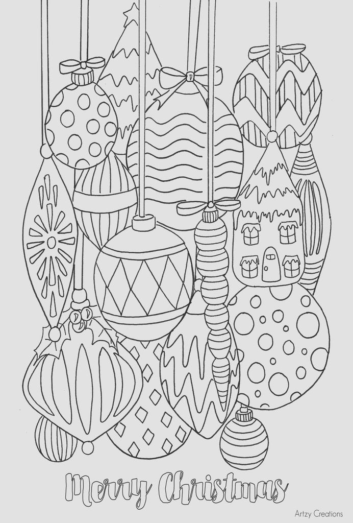 Adult Christmas Coloring Pages Brilliant Free Printable Christmas Coloring toiyeuemz