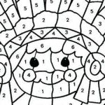 Adult Christmas Coloring Pages Inspiration Free Coloring Pages Color by Number New Christmas Coloring Pages