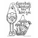 Adult Color Sheets Best Of Gnome Coloring Pages Fresh Printable Home Coloring Pages Best Color