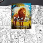 Adult Coloring Book Lion Excellent Home Coloring Book Cafe