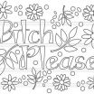 Adult Coloring Books Bad Words Fresh Swearing Coloring Pages at Getdrawings