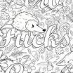 Adult Coloring Books Bad Words Unique Free Printable Swear Word Coloring Pages Inspirational Free