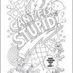 Adult Coloring Books Curse Words Best Free Pdf Adult Coloring Pages at Getdrawings