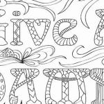 Adult Coloring Books Curse Words Inspirational Printable Swear Word Coloring Pages Free New Printable Awesome Od
