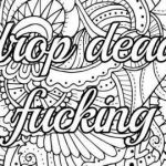 Adult Coloring Books Curse Words Inspiring Free Curse Word Coloring Pages Lovely 54 Unique Free Swear Word