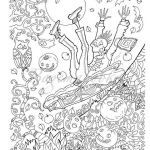 Adult Coloring Books Pdf Creative Halloween Adult Coloring Book Pdf Digital Pages for Stress