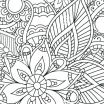 Adult Coloring Books Pdf Excellent Free Coloring Pages for Adults – Thishouseiscooking