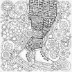 Adult Coloring Deer Best Winter Coloring Pages Seasons Coloring Pages