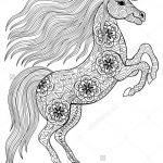 Adult Coloring Horses Beautiful Unicorn Coloring Pages for Adults