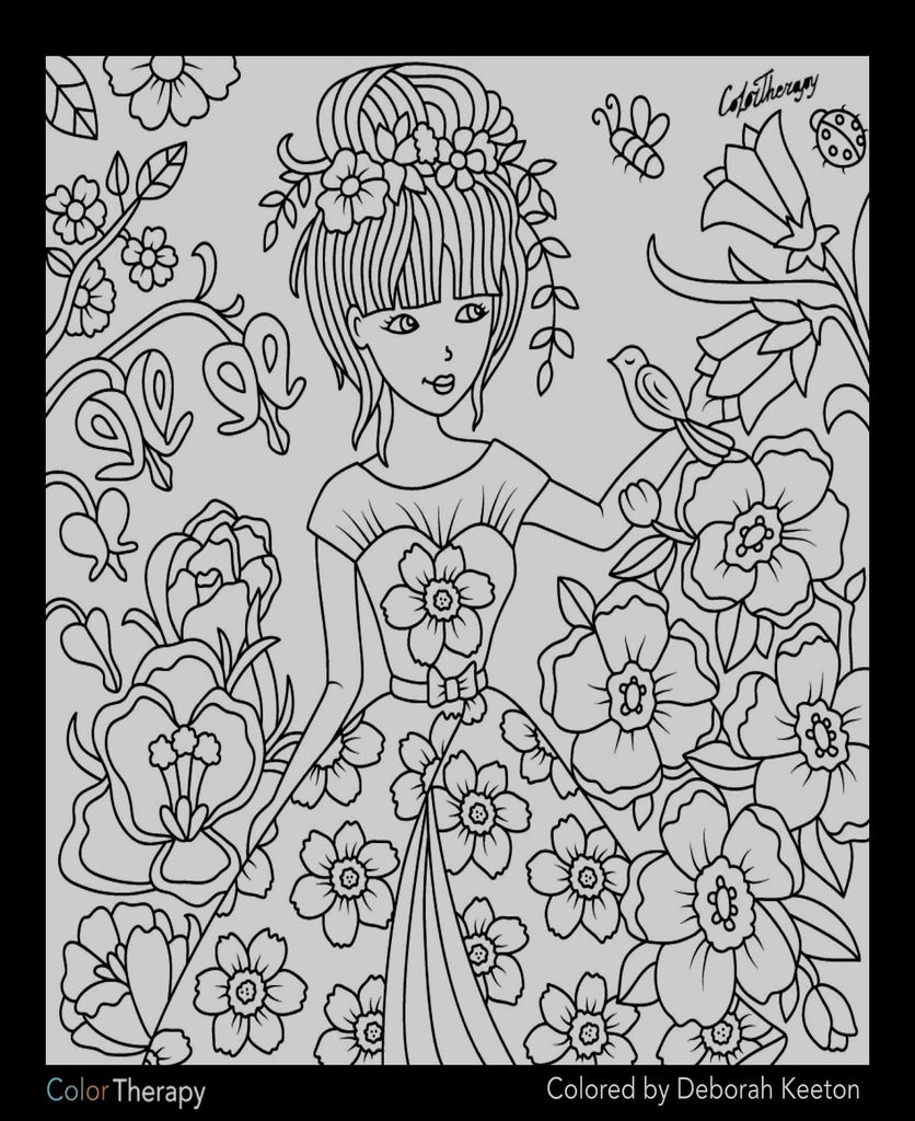 Adult Coloring Online Excellent 16 Coloring Book Line for Adults Kanta