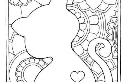 Adult Coloring Online Marvelous Coloring Pages Archives