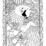 Adult Coloring Pages Animals Pretty 20 Awesome Free Printable Coloring Pages for Adults Advanced