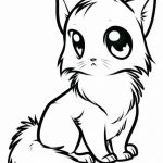 Adult Coloring Pages Cat Inspirational Warriors Cats Coloring Pages Wonderful Lovely Warrior Cat Coloring