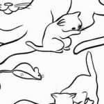 Adult Coloring Pages Cat Inspired Cat Coloring Pages for Adults Fvgiment
