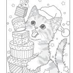 Adult Coloring Pages Cat Pretty Pin by Beth forehand On Holiday Crafts