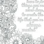 Adult Coloring Pages Fuck Elegant Coloring Pages with Quotes – Dollhouse Floor Paper Steemtoolsub