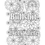 Adult Coloring Pages Fuck Inspirational 128 Best Rude Coloring Pages Images In 2018