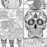 Adult Coloring Pages Online Best Of Free Line Printable Halloween Coloring Pages Lovely Deadpool