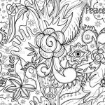 Adult Coloring Pages Patterns Amazing Printable Detailed Pattern Coloring Pages – Salumguilher
