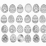 Adult Coloring Pages Patterns Inspirational Lovely Adult Easter Coloring Pages Fvgiment