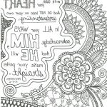 Adult Coloring Pages Pdf Creative Christian Coloring Sheets – Campzablacefo