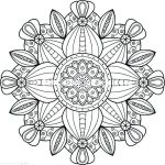 Adult Coloring Pages Pdf Inspiration Flowers Coloring