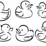 Adult Coloring Pages Pdf Inspired Duck Outline Coloring Page Pages for Adults Pdf Kids Halloween
