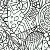 Adult Coloring Pages Pdf Marvelous √ Printable Adult Coloring Pages Pdf or Cool Cute Printable