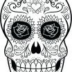 Adult Coloring Pages Sugar Skulls Awesome Markers Coloring Pages – Fotowoltaika