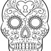 Adult Coloring Pages Sugar Skulls Inspirational Coloring Design Sugar Skull Coloring Sheets Stunning Girly