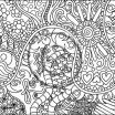 Adult Coloring Sheets Creative Psychedelic Coloring Pages for Adults Fresh Cool Drawings to Draw