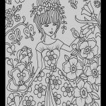 Adult Flower Coloring Pages Awesome 13 Best Printable Coloring Pages for Adults Kanta