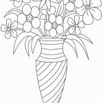 Adult Flower Coloring Pages Exclusive Adult Flower Coloring Pages Best Best Vases Flower Vase Coloring