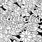 Adult Flower Coloring Pages Inspired Flower Coloring Pages for Adults Cool Vases Flower Vase