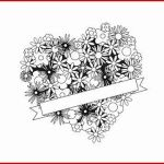 Adult Flower Coloring Pages Pretty Adult Flower Coloring Pages Hearts and Flowers Coloring Pages