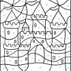 Advanced Color by Number Printables Exclusive Hard Color by Number Coloring Pages – Cremzemp