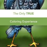 Advanced Coloring Book Awesome Pigment Adult Coloring Book On the App Store