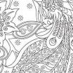 Advanced Coloring Book Unique √ Creative Coloring Books for Adults and Advanced Peacock Coloring