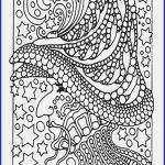 Advanced Coloring Books Brilliant Luxury Advanced Color by Number Printables