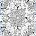 Advanced Coloring Books Inspiring 40 Unique Printable Coloring Pages for Adults