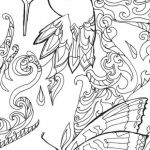 Advanced Coloring Books Wonderful butterfly Coloring Page Printable Elegant butterfly Coloring Pages