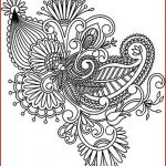 Advanced Coloring Pages Amazing Peacock Drawings Advanced Peacock Coloring Pages New