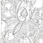 Advanced Coloring Pages Exclusive Lovely Mandala Coloring Page 2019