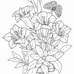 Advanced Coloring Pages Exclusive Printable Flower Coloring Pages Best Advanced Coloring Books